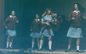 1990s school life