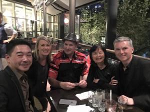 John, Sita, Stephen, Thanh & Geoff
