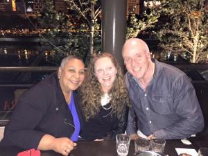 Juliette, Lisa & Ian