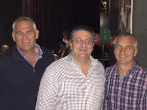 Scott, Andrew & Rolf